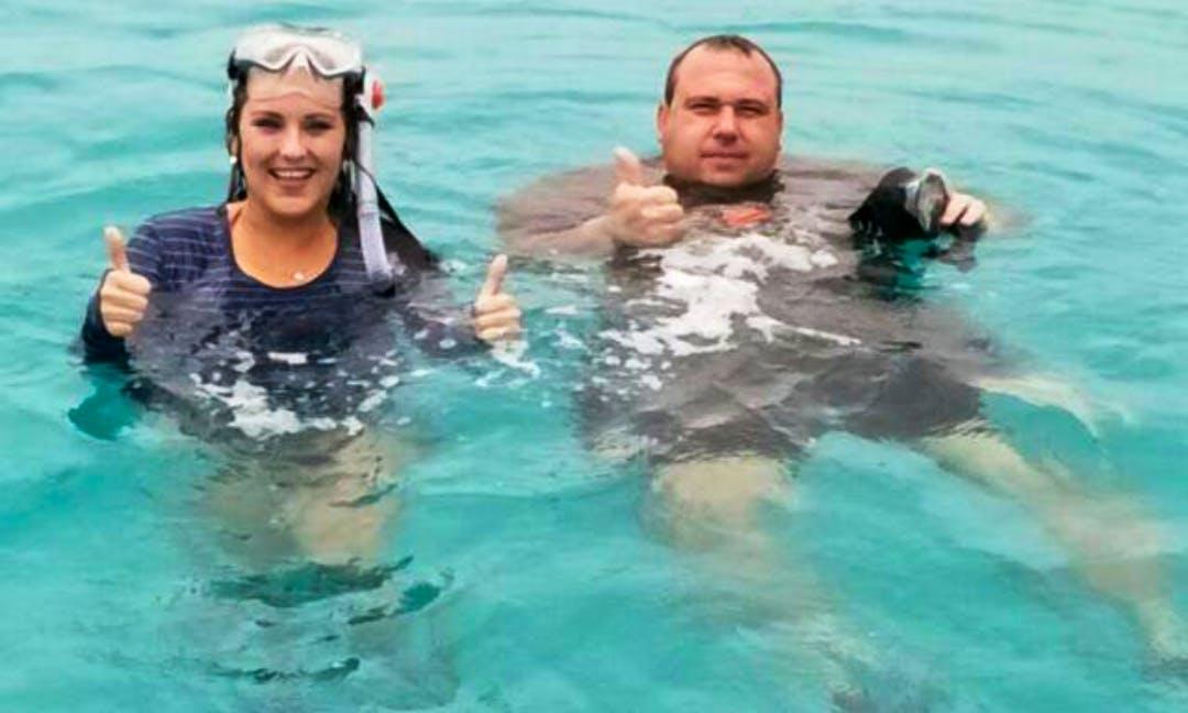 Snorkeling in Pwani Mchangani