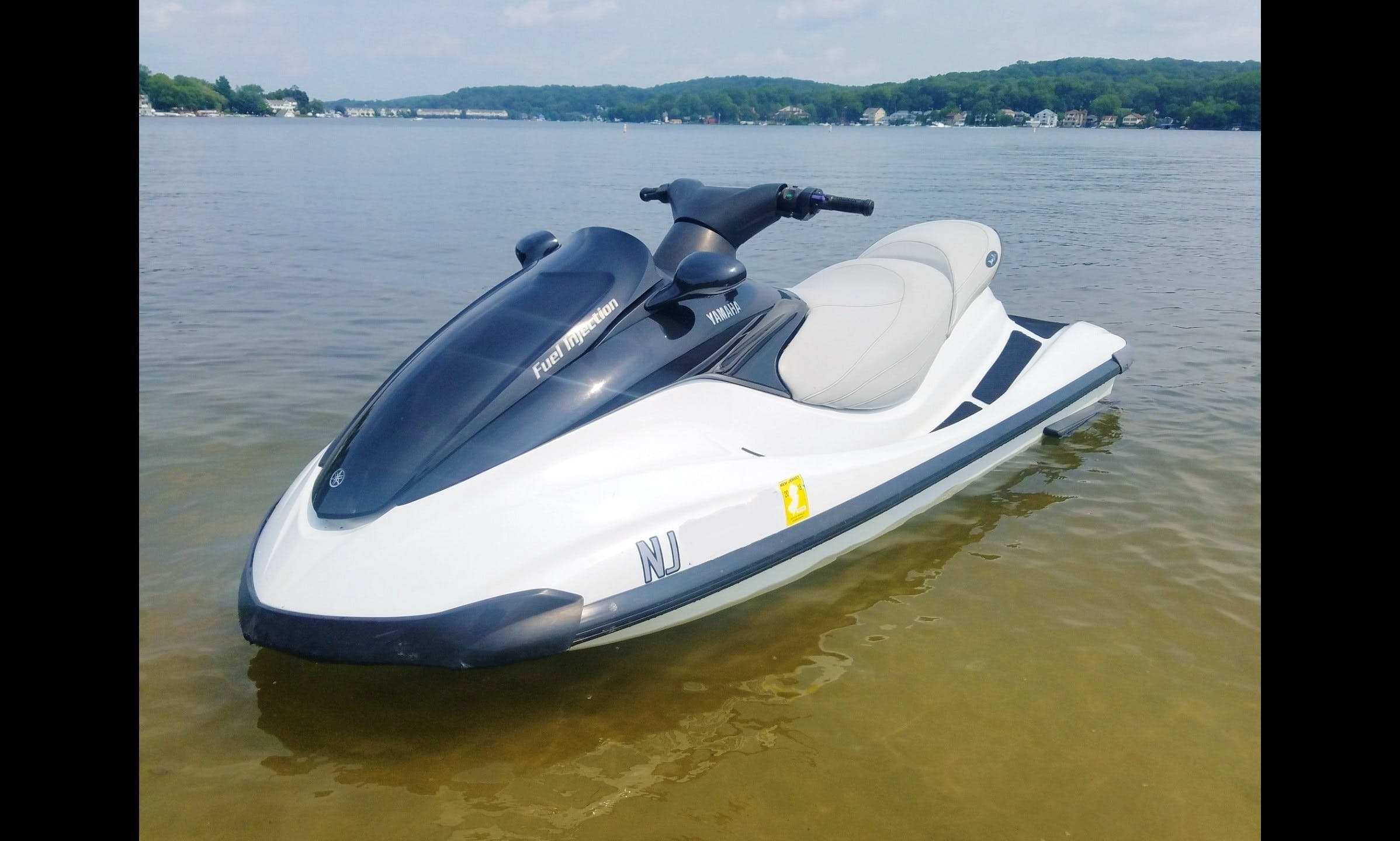 Jet Ski rental at Lake Hopatcong