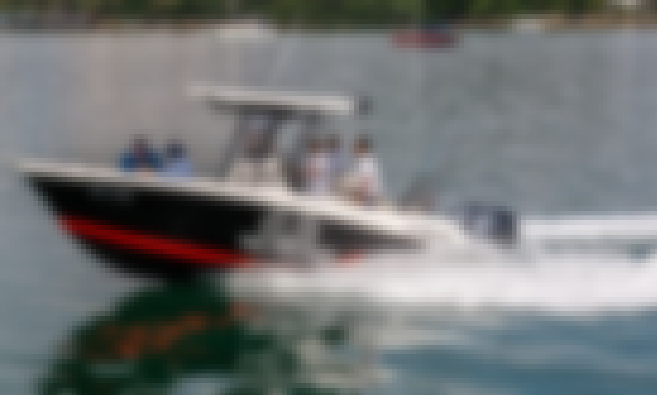 Rent this Scarab Wellcraft 242 for 4 People in Phuket, Thailand