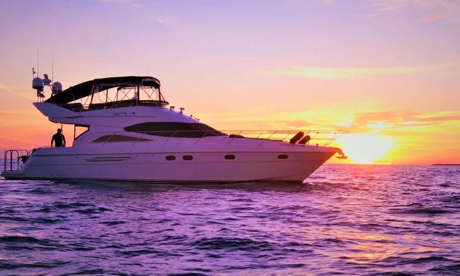 Power Mega Yacht rental in Key West