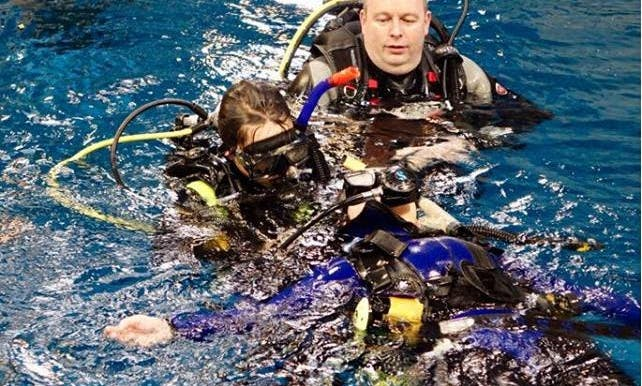 Open water Diver Course in Den Helder, Netherlands