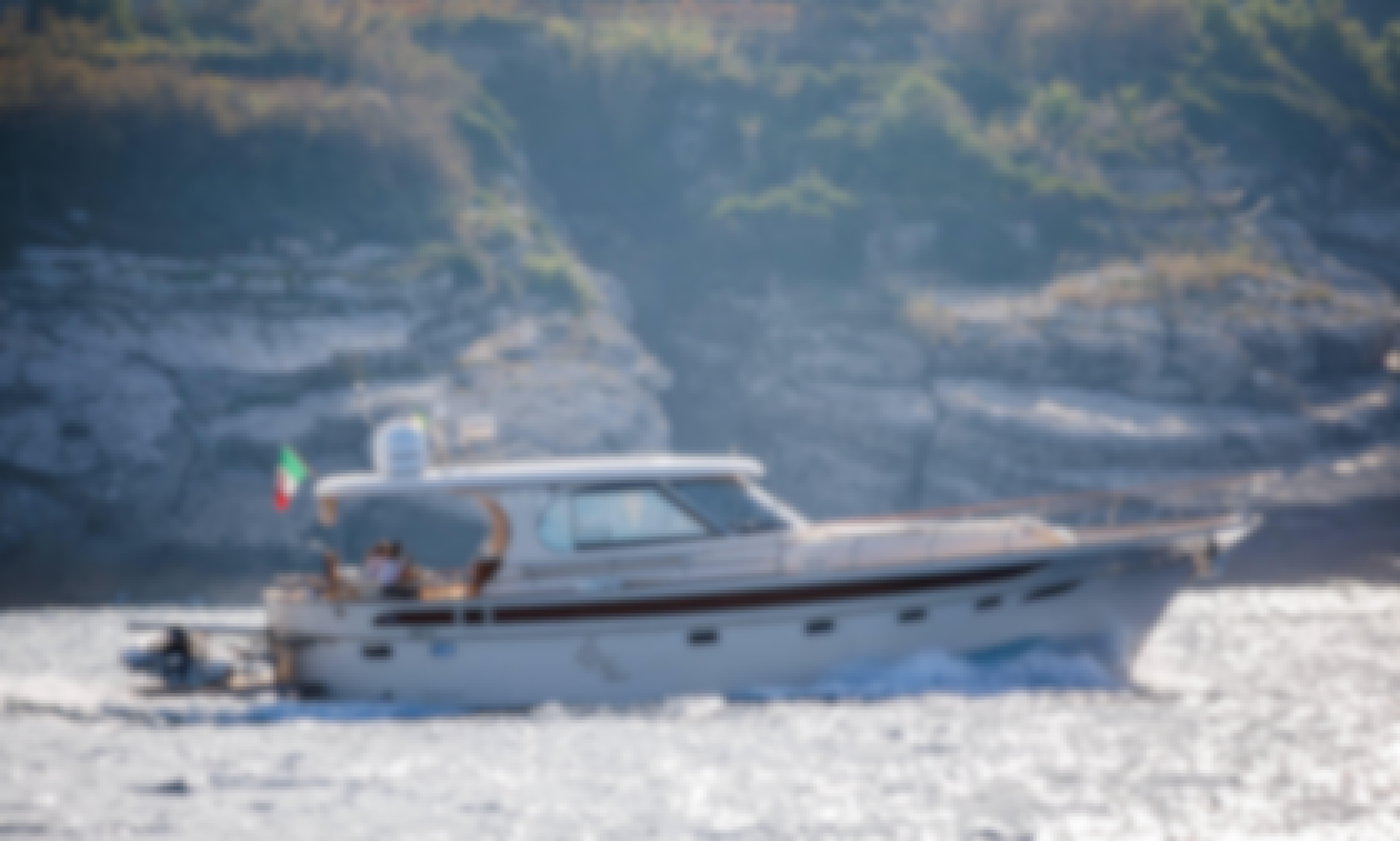 Fratelli Aprea Sorrento 56 Motor Yacht Rental in Sorrento, Campania