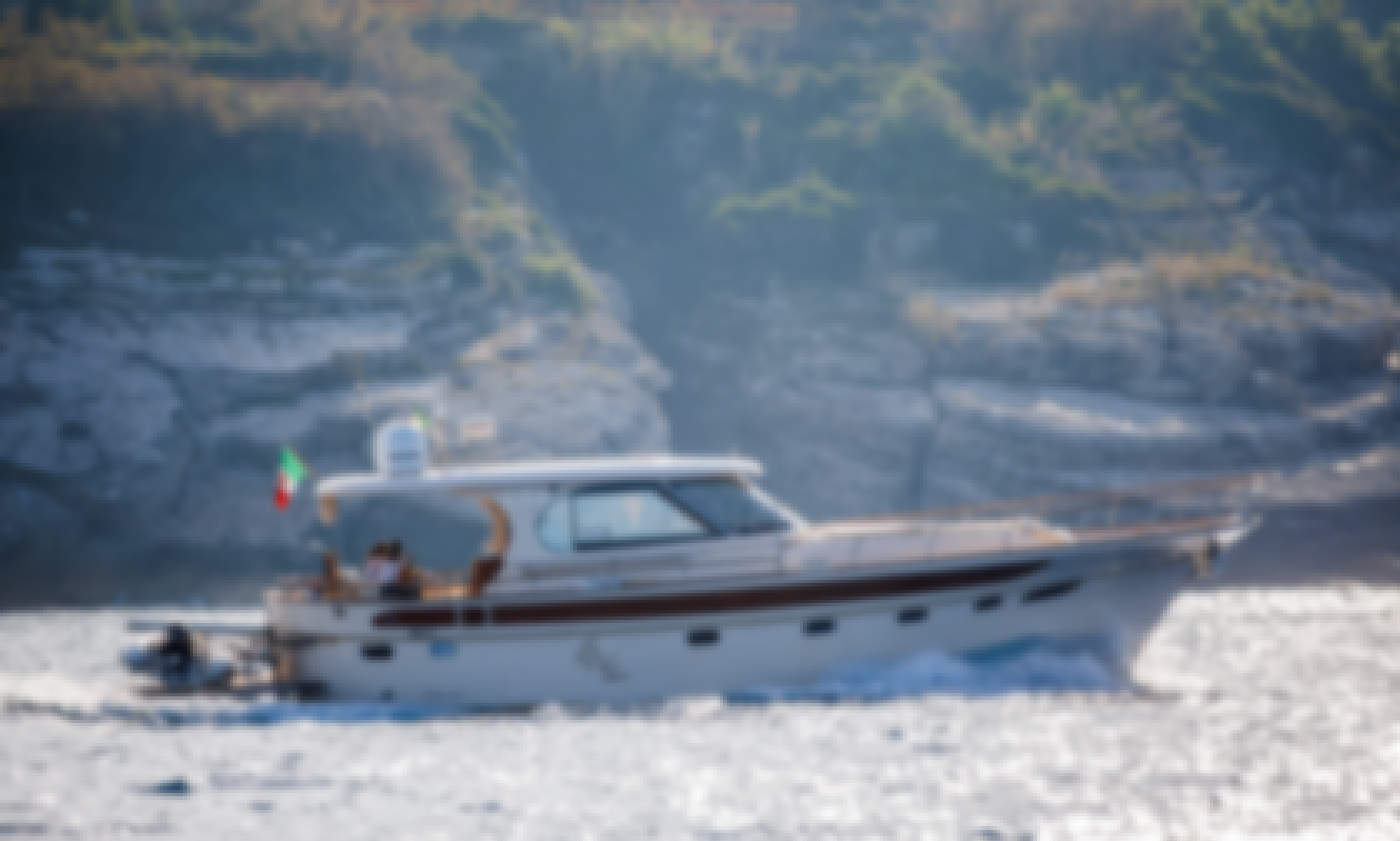 Fratelli Aprea Sorrento 56 Motor Yacht Rental in Sorrento, Campania