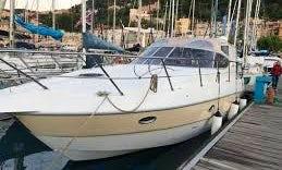 2006 Sessa C35 Motor Yacht Rental in Castellammare di Stabia, Campania