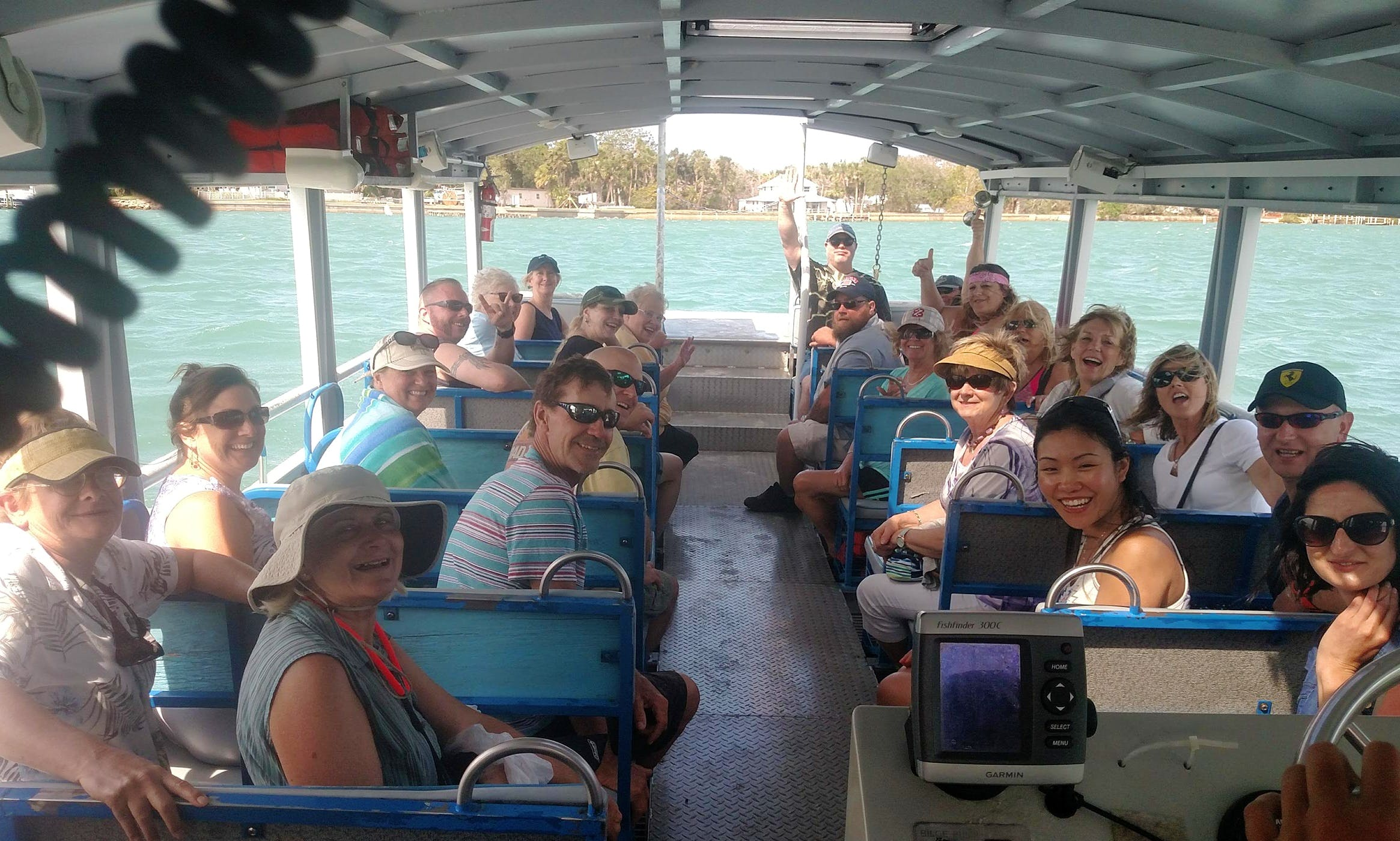 90-Minutes Dolphin and Manatee Eco Tour in Ponce Inlet, Florida