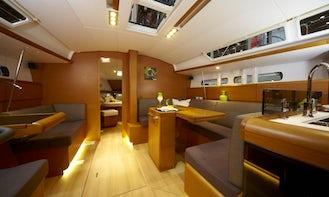 Book The 2019 Sun Odyssey 449 Cruising Monohull In Nieuwpoort, Belgium