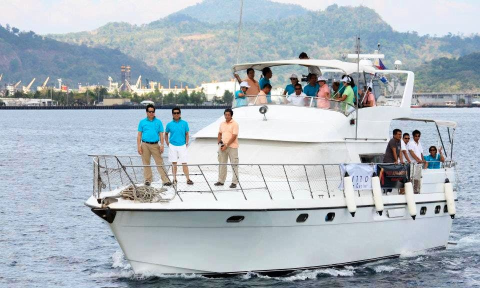 Book A 50' Motor Yacht In Olongapo, Philippines