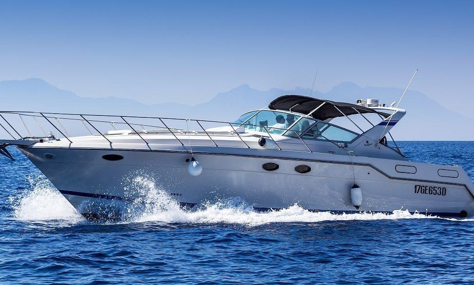 Motor Yacht rental in Agropoli