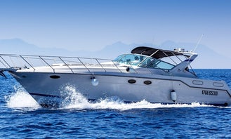 Wellcraft Portofino 43 Motor Yacht rental in Castellabate, Campania