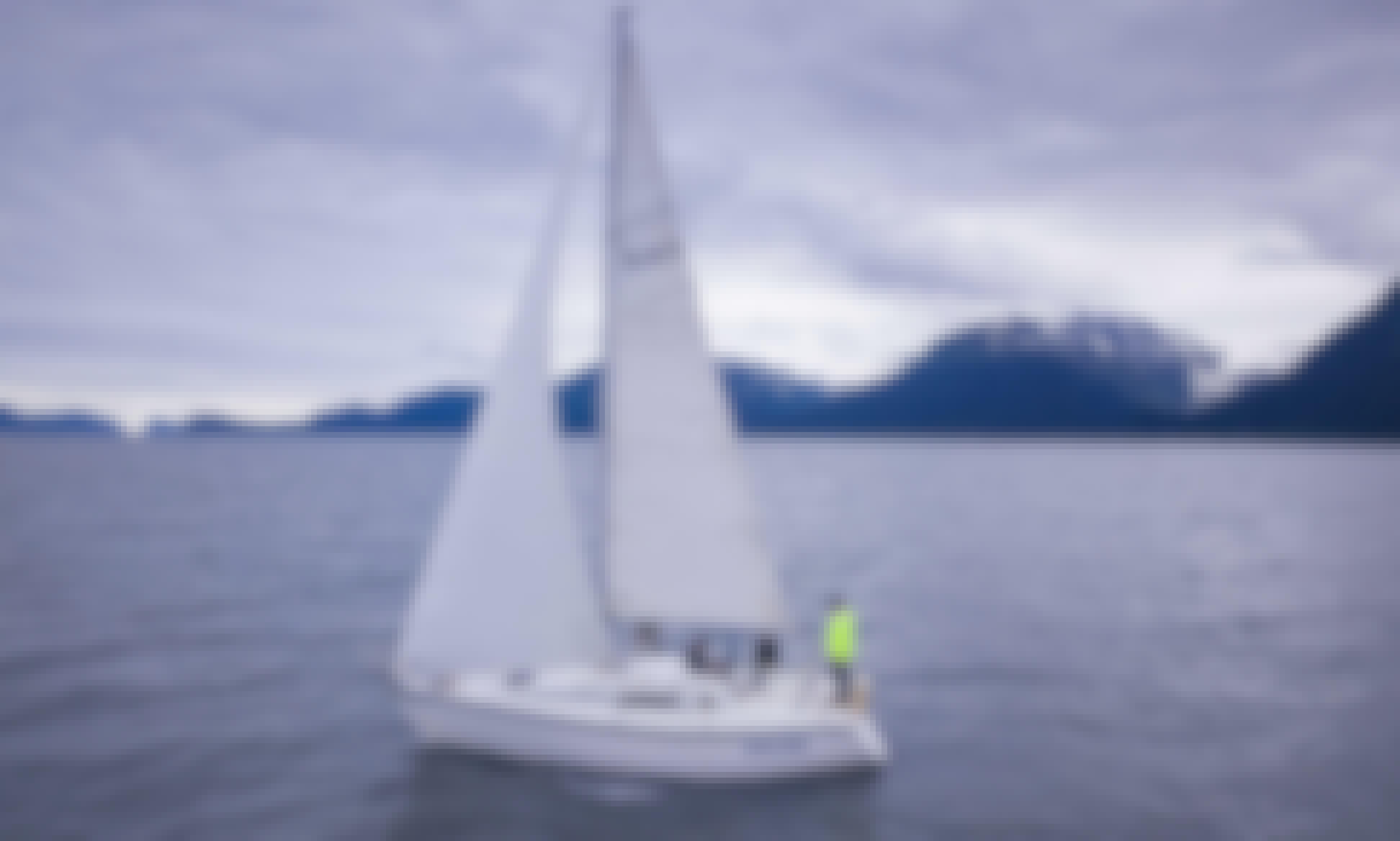 Charter Sailing Vessel Encore in Seward, Alaska