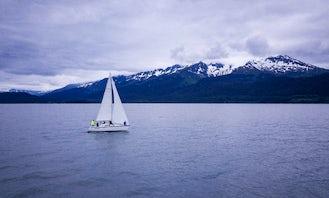 Hunter 29' Sailing Charter! Discover Alaska