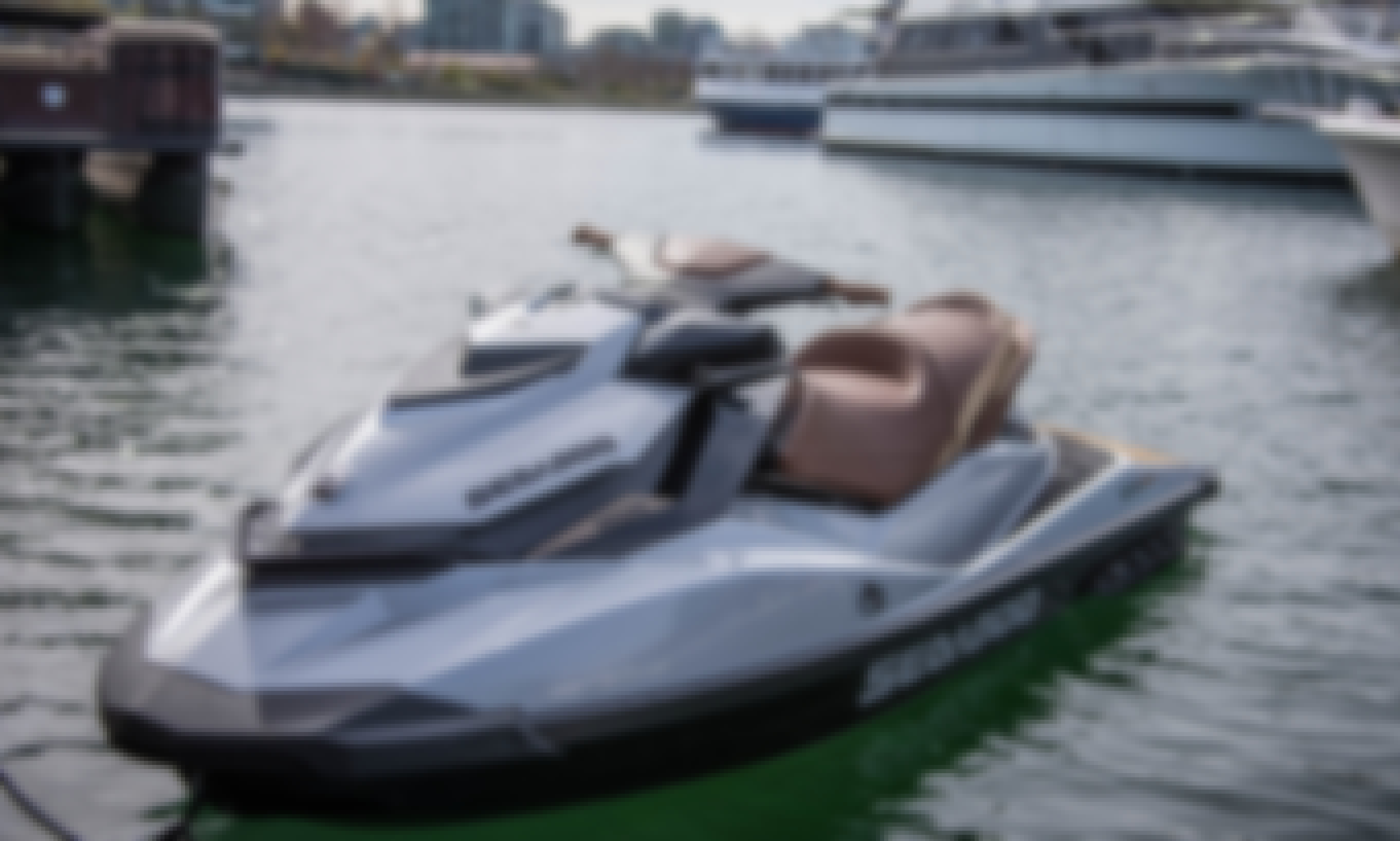 Hire a 2018 Seadoo GTI 155 Limited Edition Jet Ski in Vancouver, British Columbia