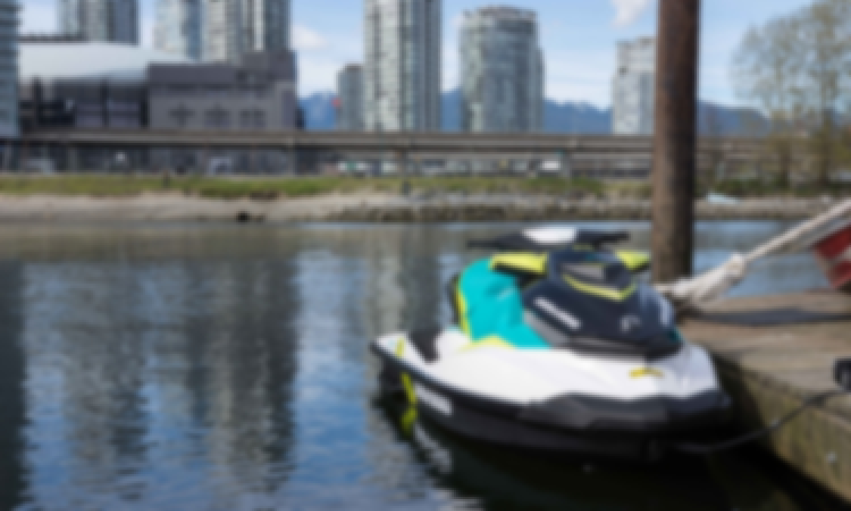 2018 Seadoo GTI SE90 Jet Ski Rental in Vancouver,  British Columbia