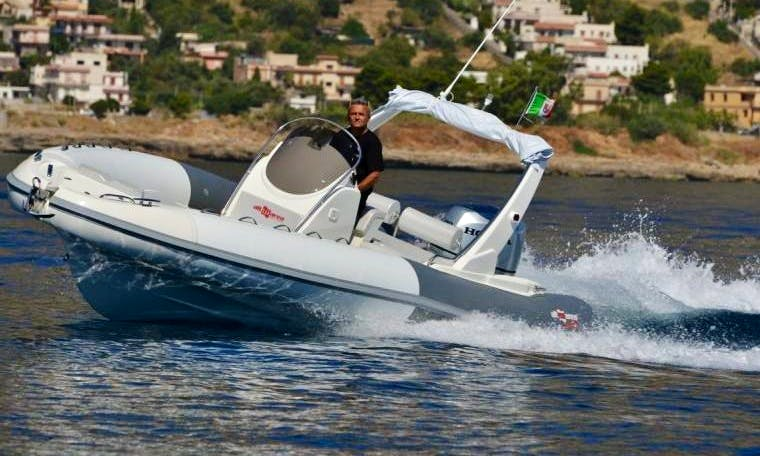 Altamarea Wave 23 RIB Rental In Vallauris, France