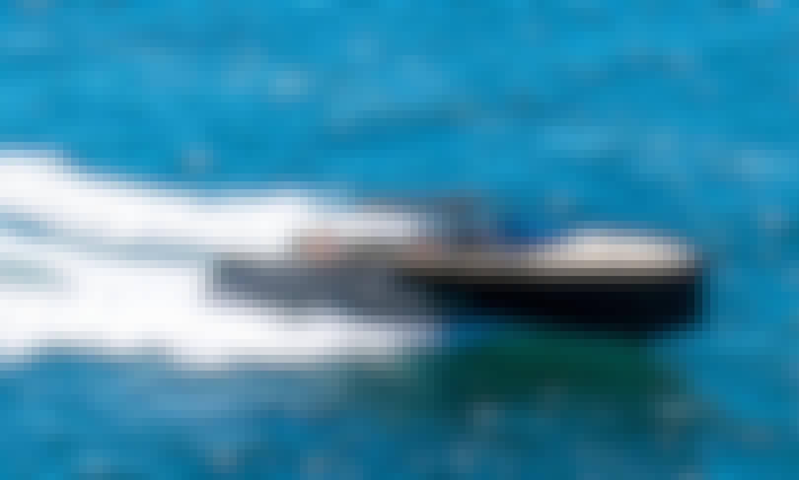 Colnago 45 Open Motor Yacht Rental for Up to 12 People in Split or Hvar, Croatia