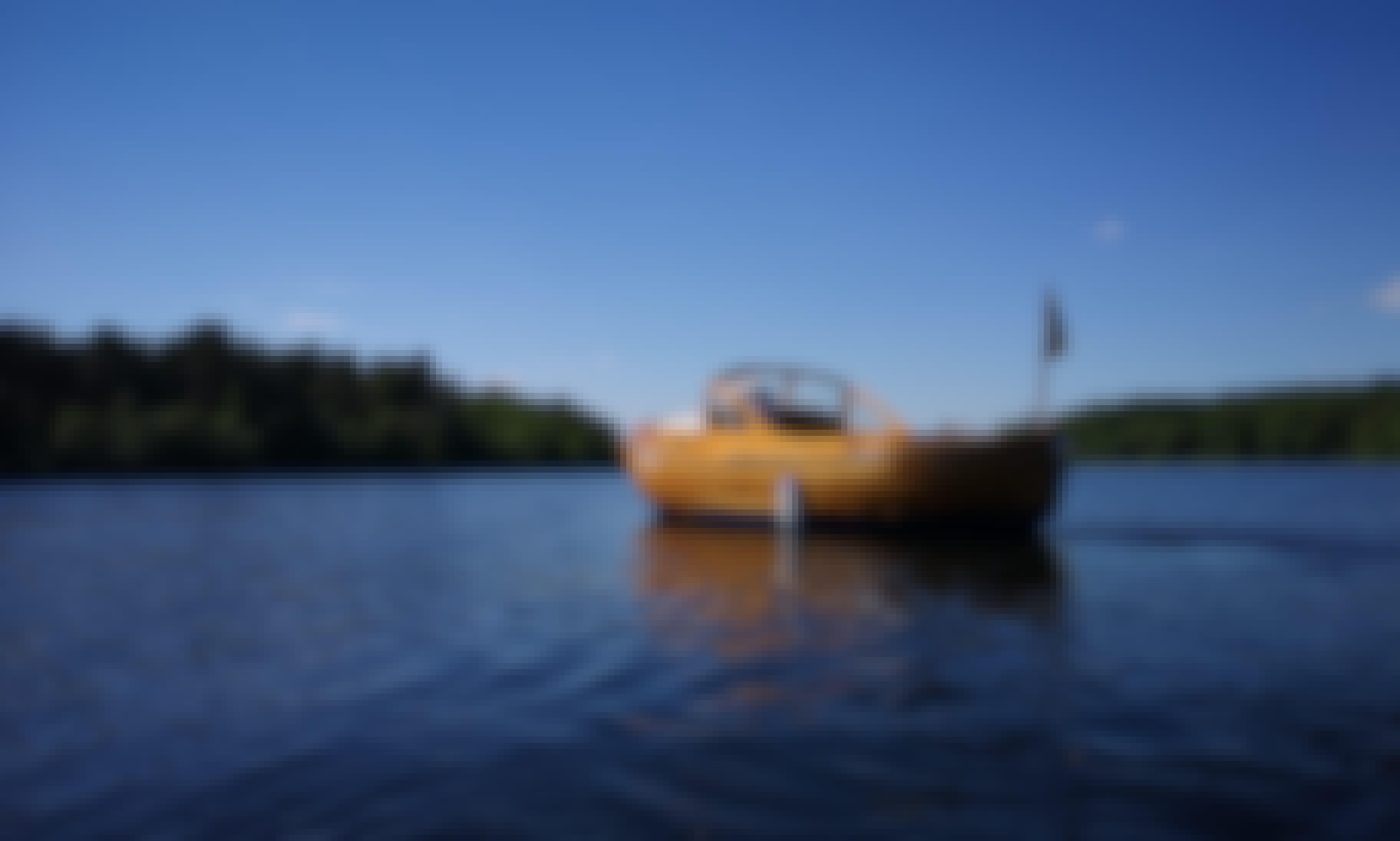 Water Taxi Rental in Palūšė, Utenos apskritis