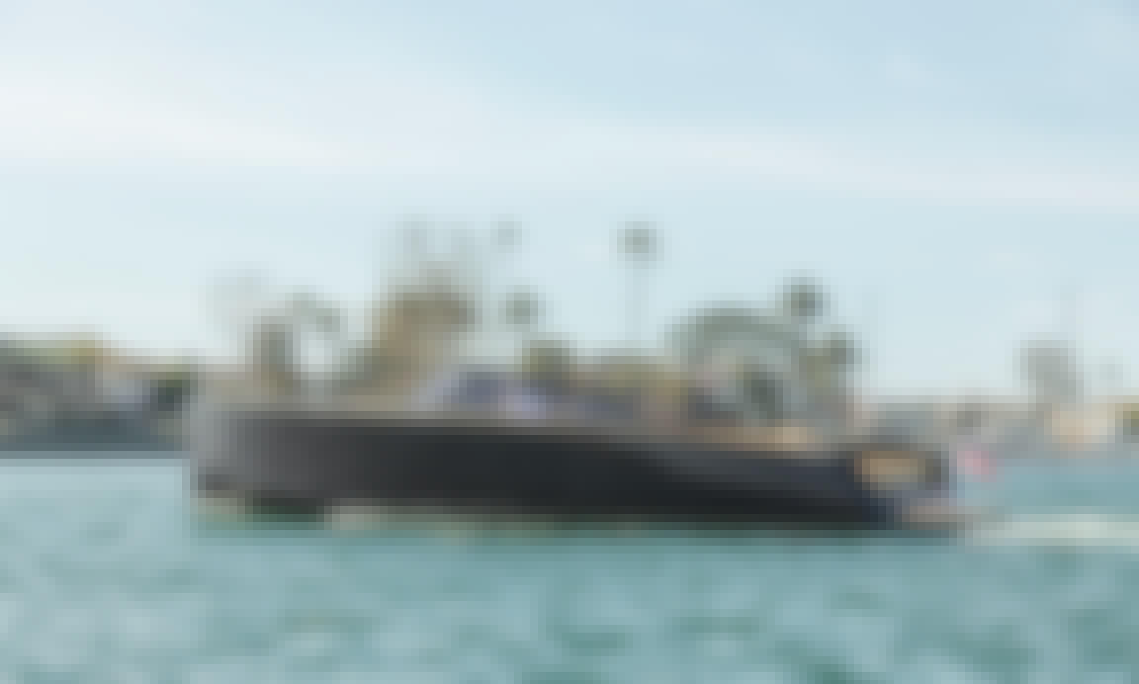 40' VanDutch Luxury Yacht. Featured in HBOs Ballers