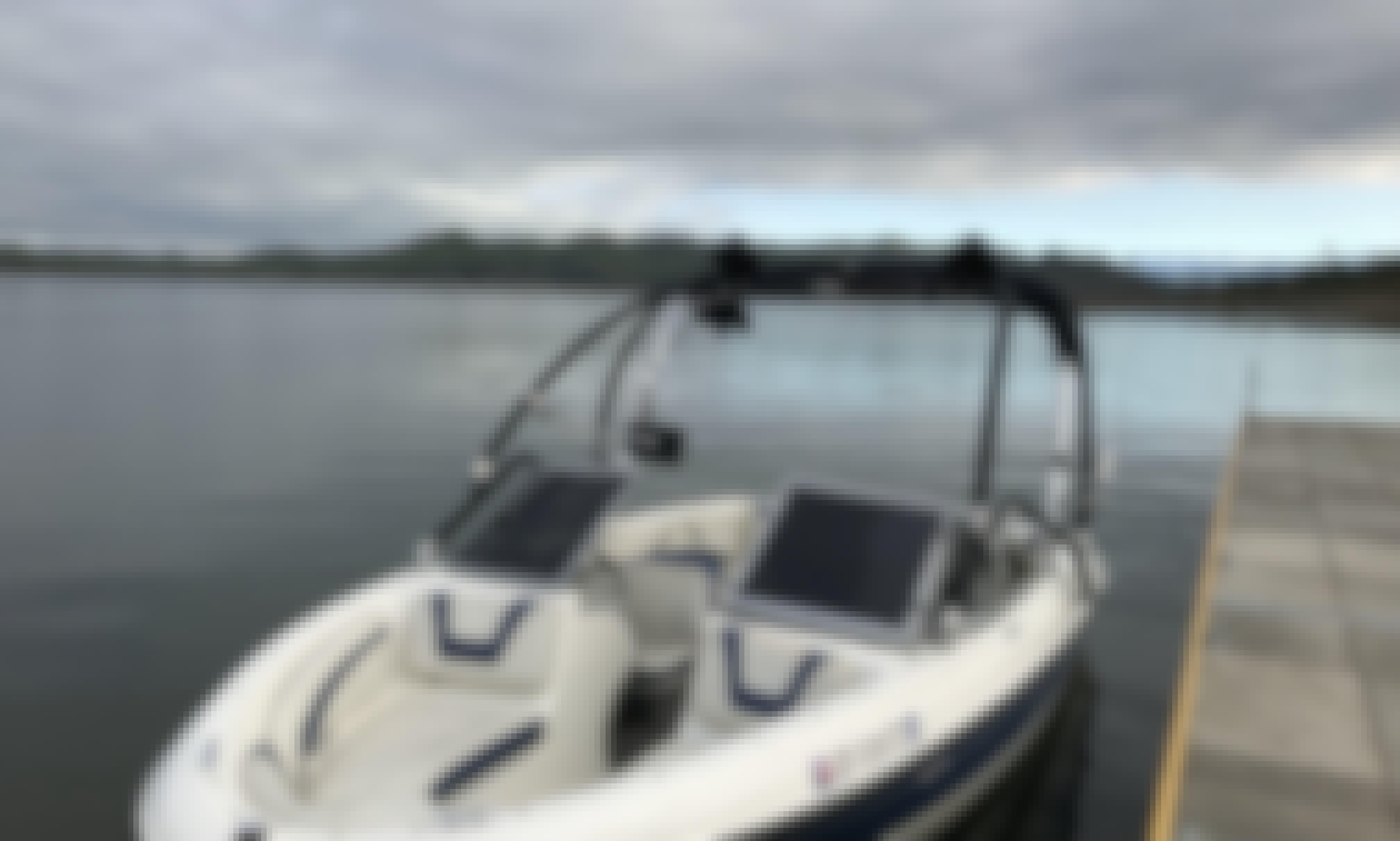7 Passenger Boat Rental in Pine Flat Lake, California