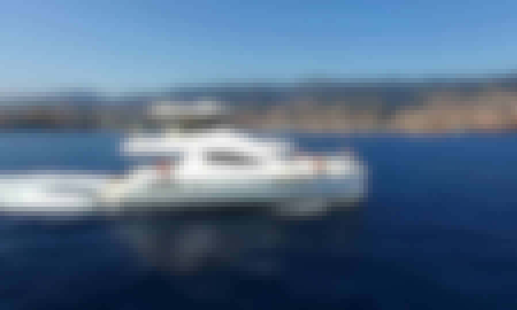 All Inclusive Leopard Catamaran 51 PC private charter in Funchal Madeira