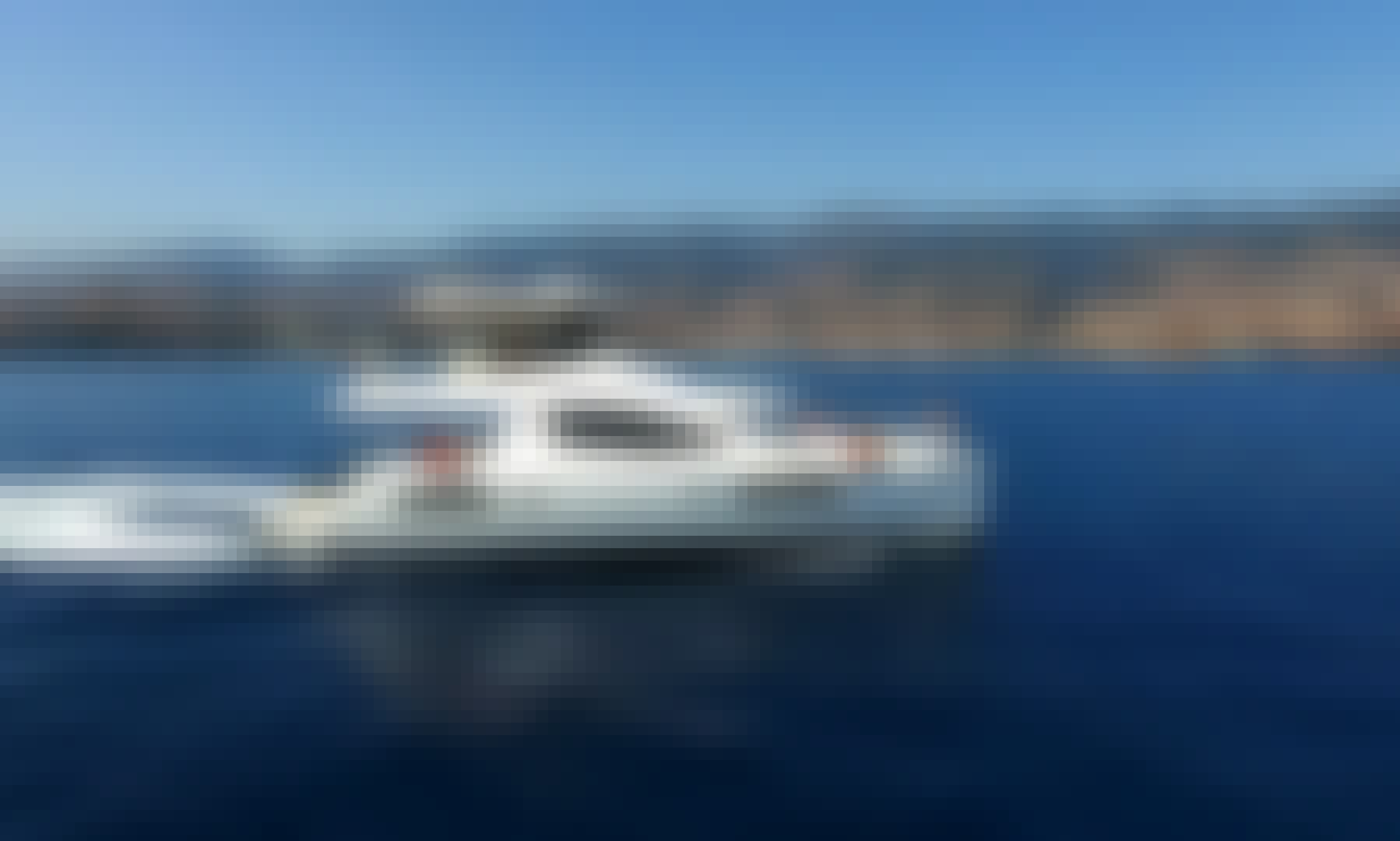 All Inclusive Leopard Catamaran 51 PC private charter in Funchal Madeira