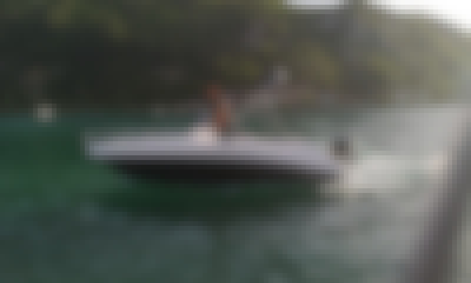 Rent a 19' Prince 570 Open Center Console in Nova Mokošica for up to 6 people