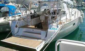 45' Bavaria Cruising Monohull Charter in Kerkira, Greece