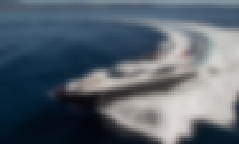 "2016 ""Biancino"" Luxury Power Mega Yacht Charter in Barcelona, Catalunya"