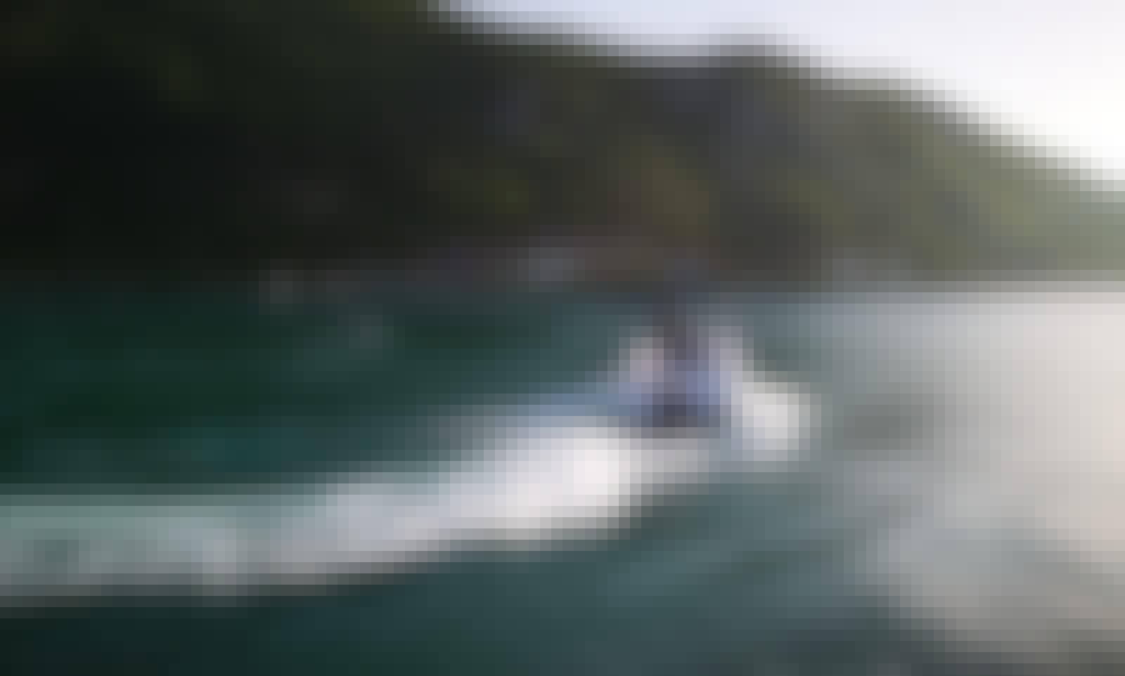 Prince 570 Open Powerboat for 6 People in Nova Mokošica