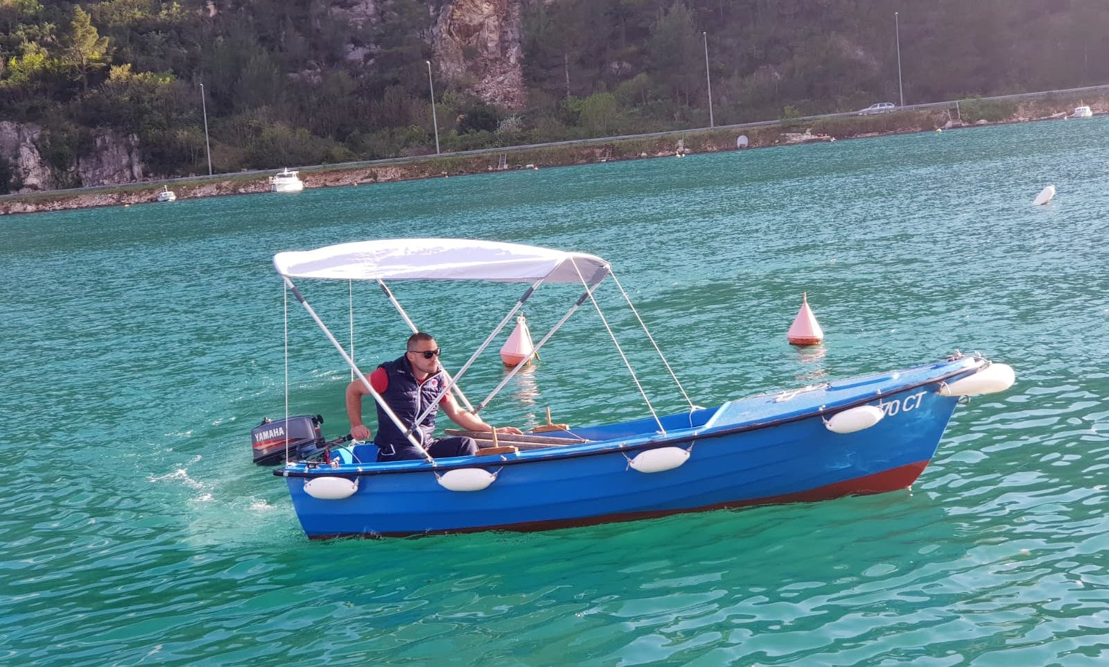 Dinghy rental in Nova Mokošica