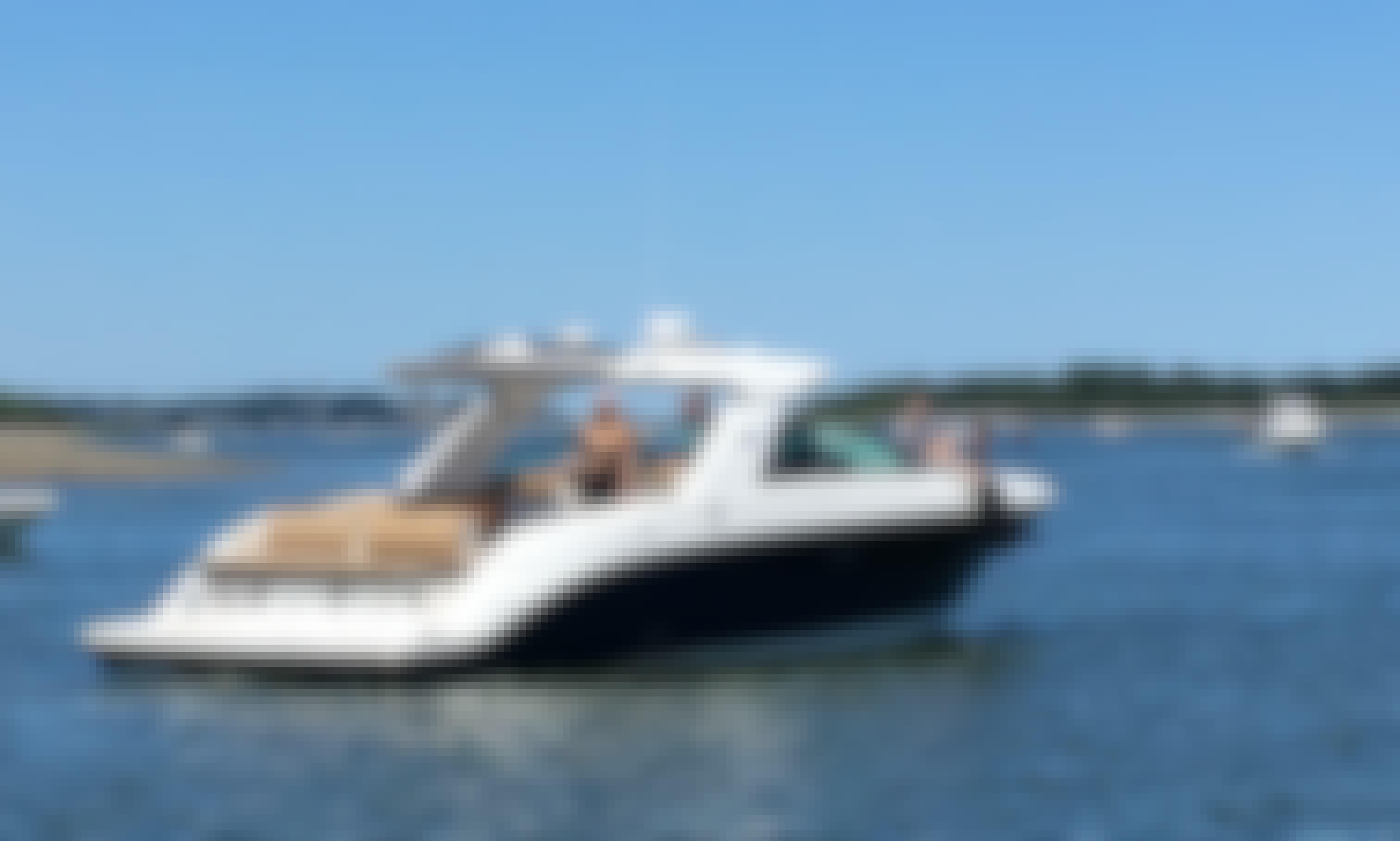 2018 Sea Ray SLX 400 in Boston, MA