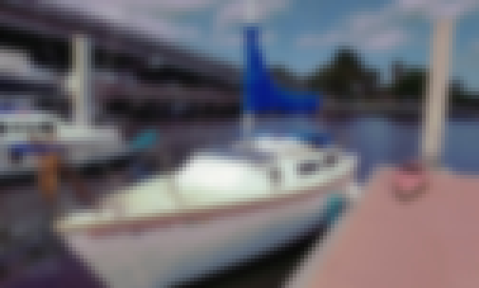 Charter the Catalina 25 in West Palm Beach, Florida