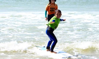Surf Lessons with Professionals in Jeffreys Bay