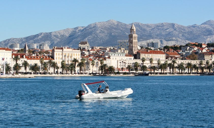RIB rental in Split