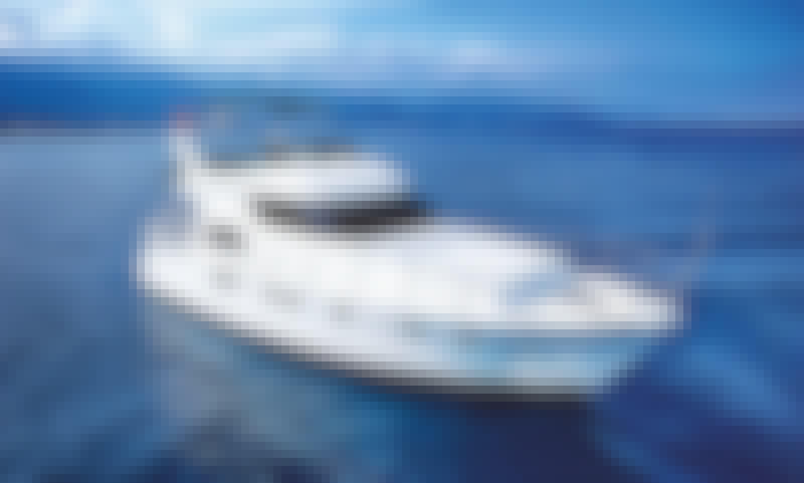 VIP Motor Yacht Rental in Kemer, Antalya