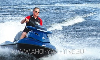 Water Skiing - Wakeboarding  - Tube & SeaDoo riding on the lakes of Berlin, Germany