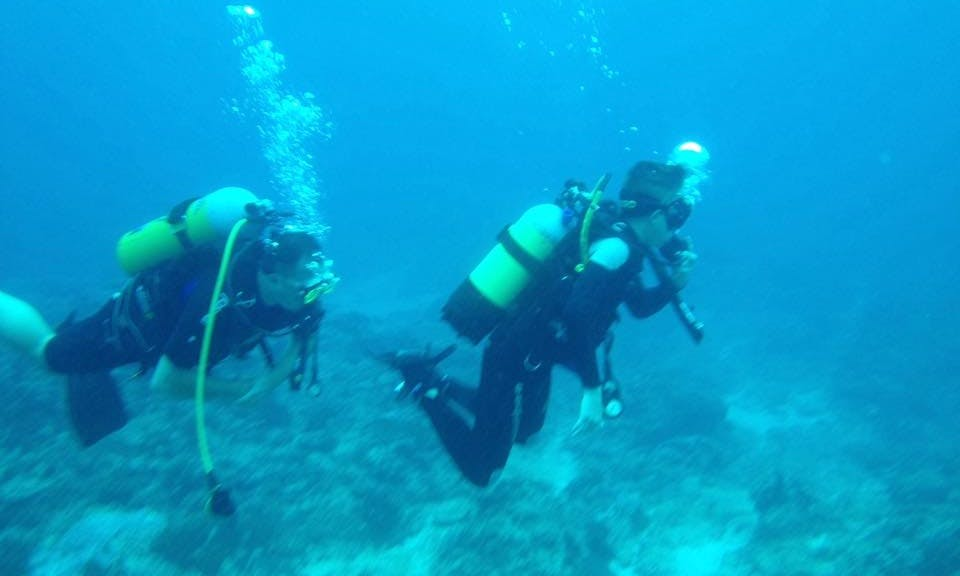 Scuba Diving Training with Pieter in Mpumalanga, South Africa