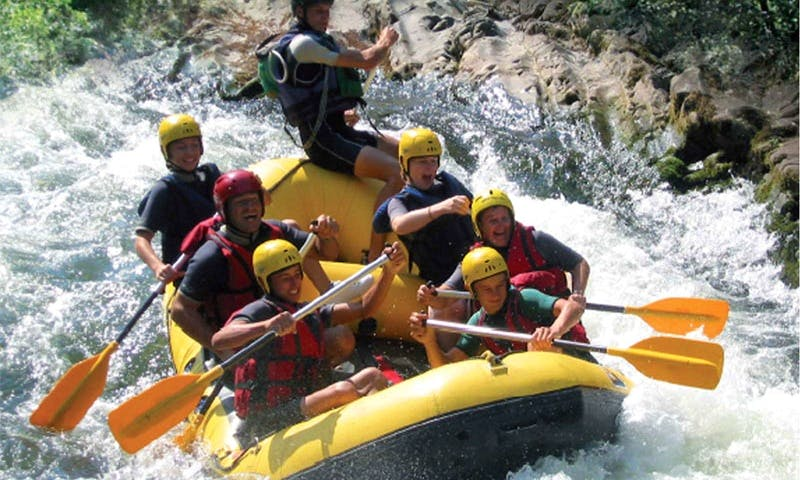 Rafting Adventure in Bidarray, France