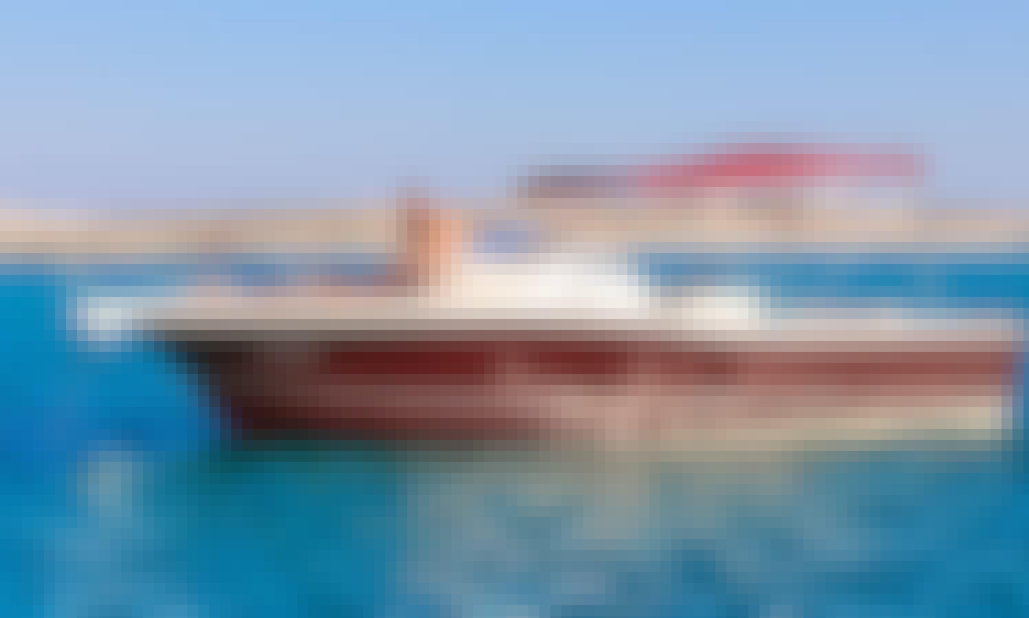 Book the White Shark 298 Center Console In Ibiza Islas, Baleares
