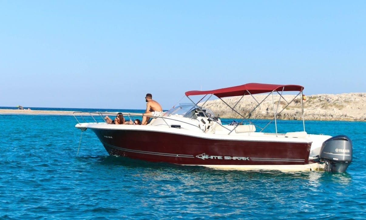 Boat rental in Ibiza