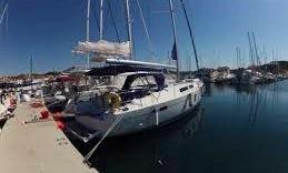 Hanse 445 Cruising Monohull Rental in Medulin, Istarska županija