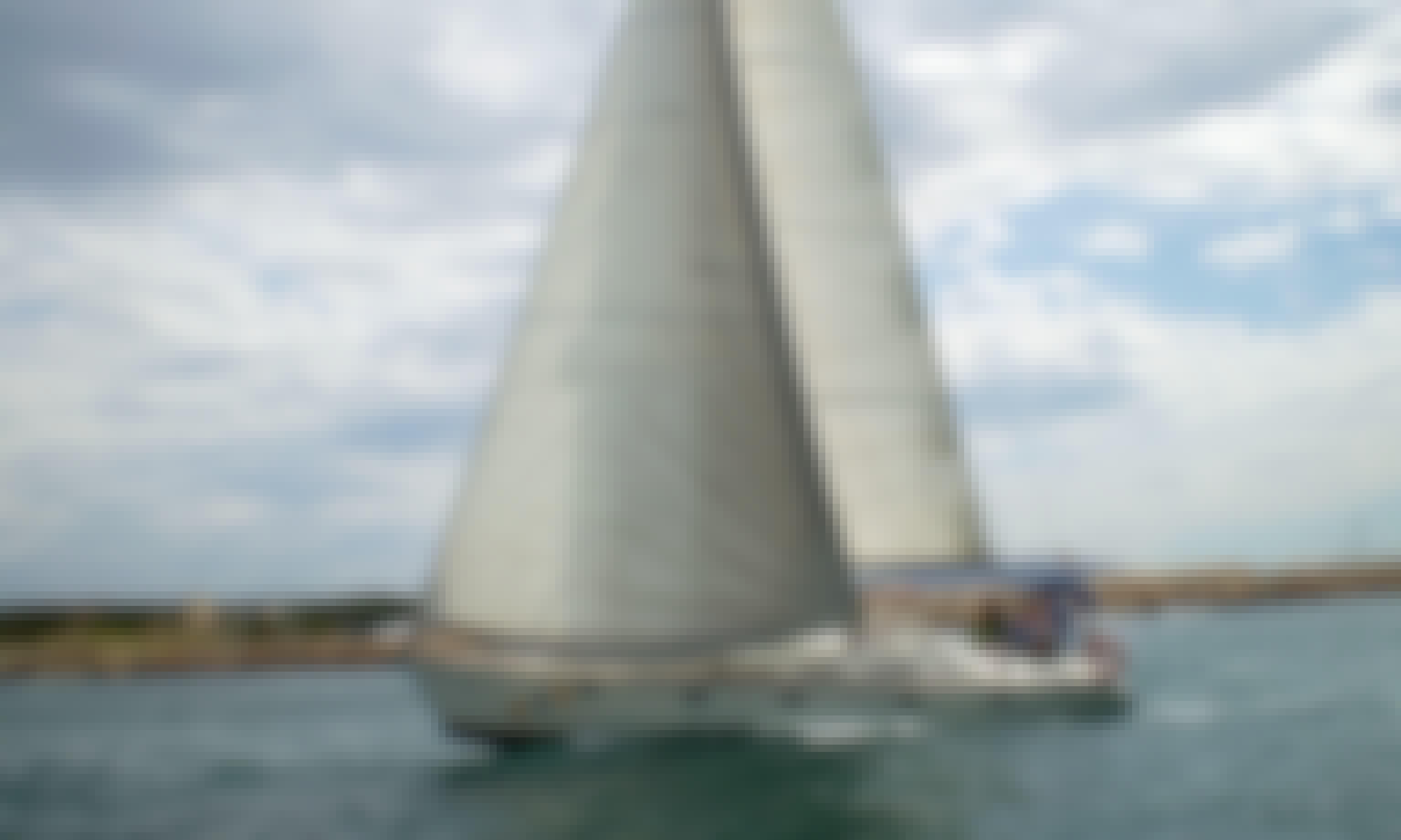 Jeanneau Sun Magic 44 Sailing Yacht in L'Escala, Spain