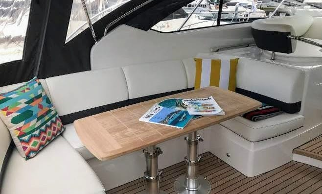 Charter Princess V39 Motor Yacht rental in Tambon Ko Kaew Phuket