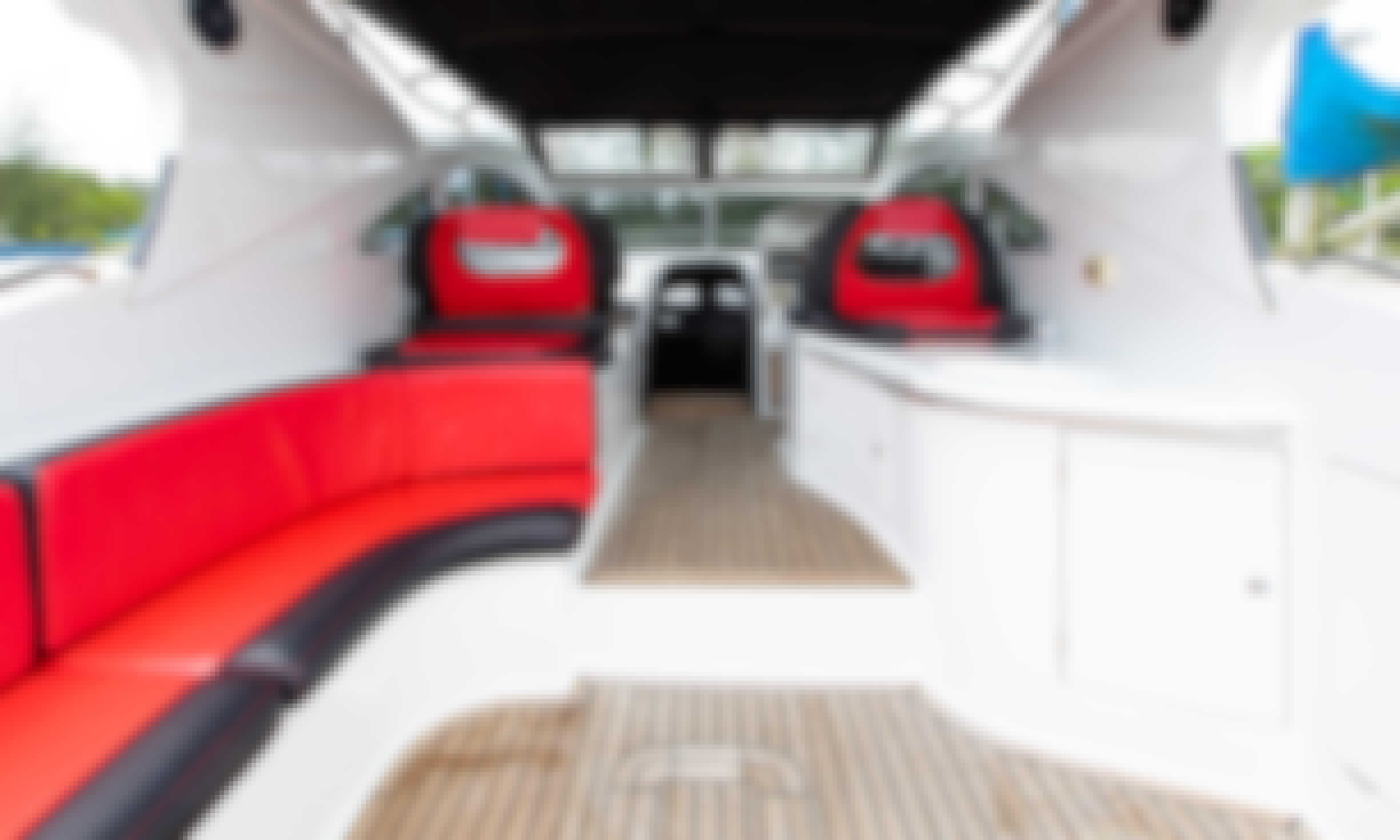 Charter Sunnav 42' Motor Yacht rental in Phuket