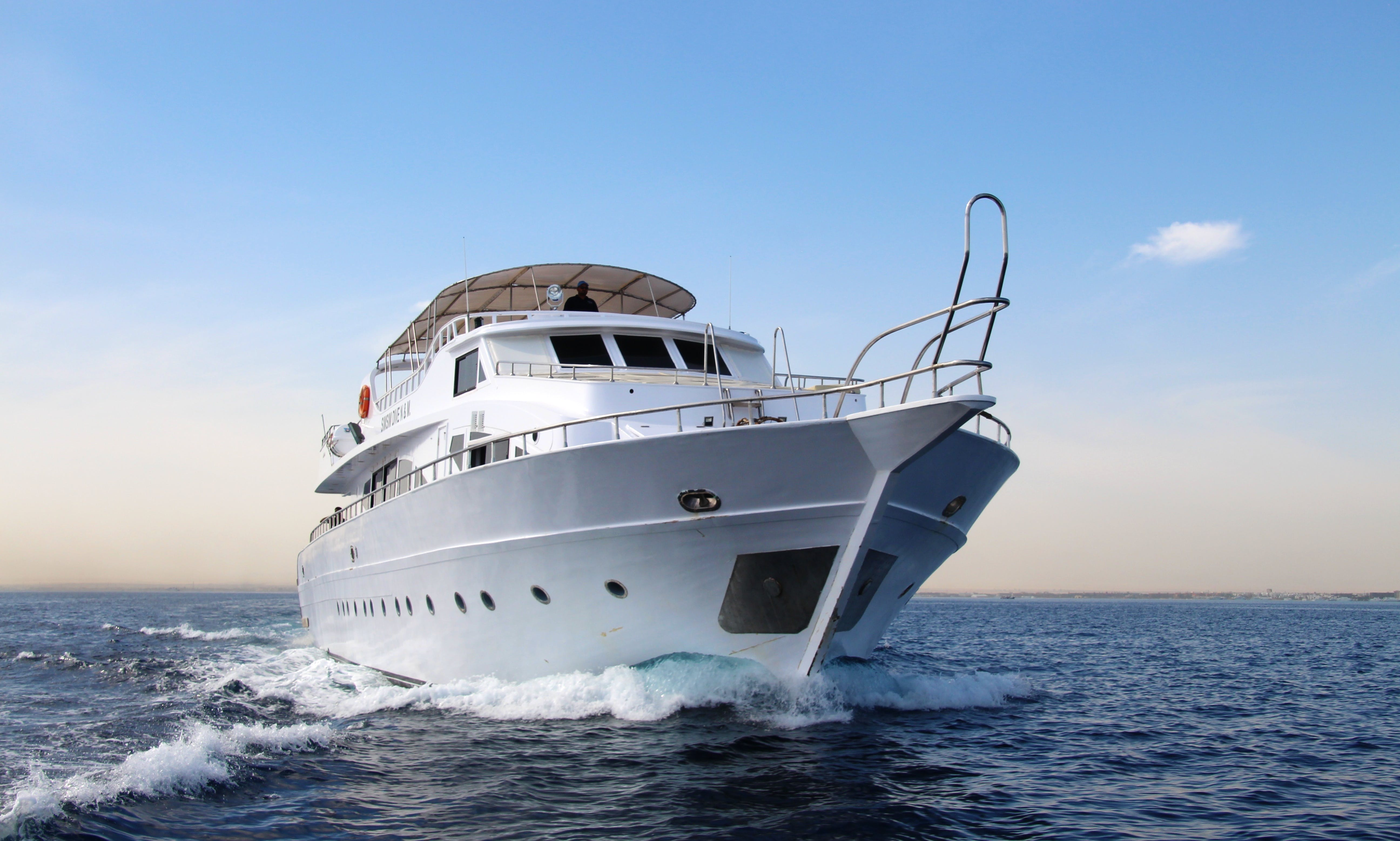 """Motor Yacht """"SimSim Dive"""" In Red Sea Governorate"""