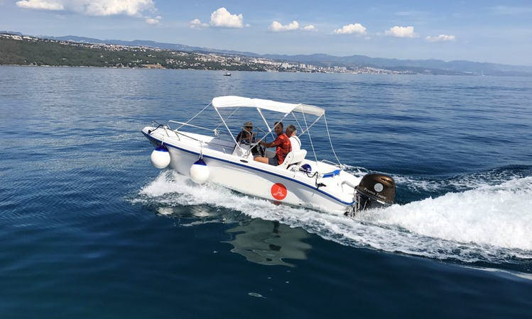 Center Console for 6 People in Opatija, Hrvatska