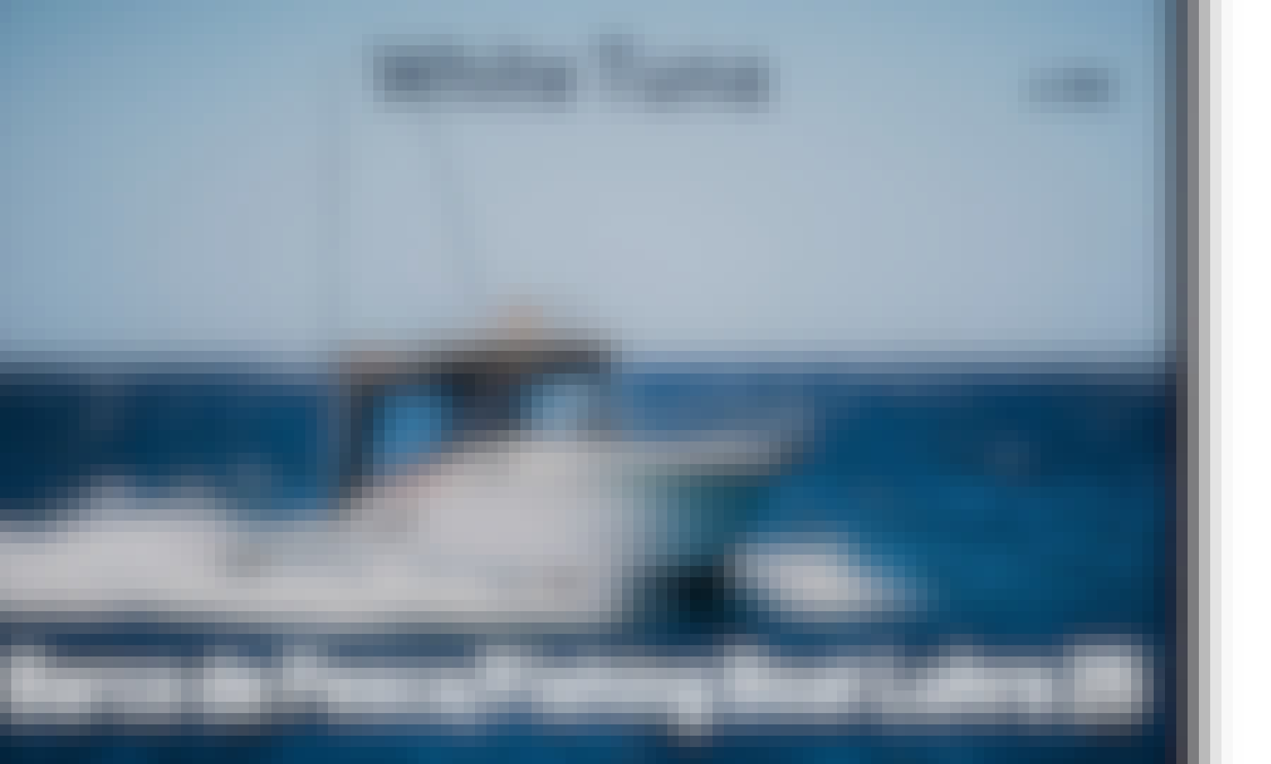 Luhrs 25 Fishing Boats Rental for Up to 6 People in Arona, Spain