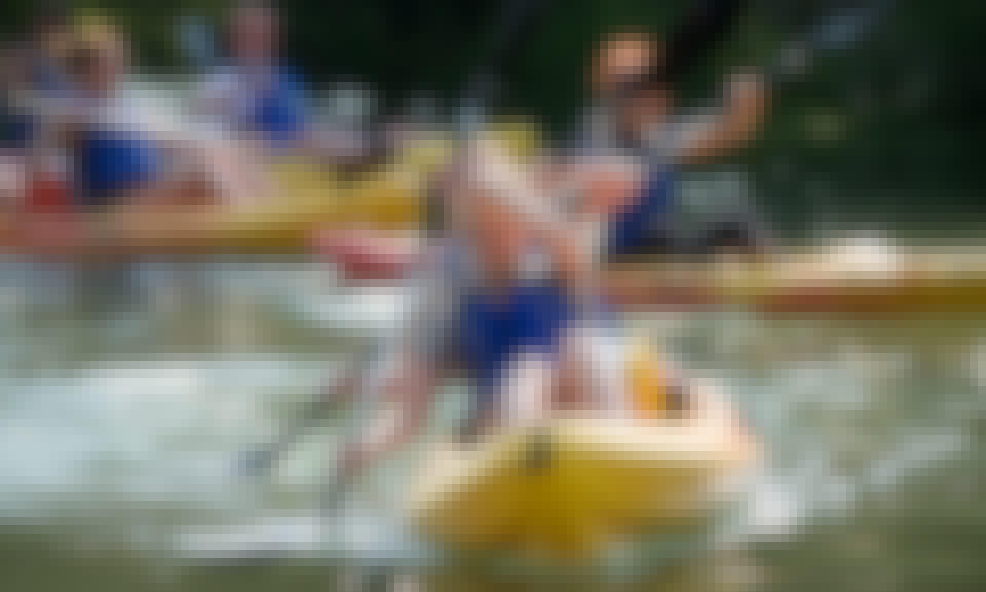 River & Sea Kayak in Podstrana