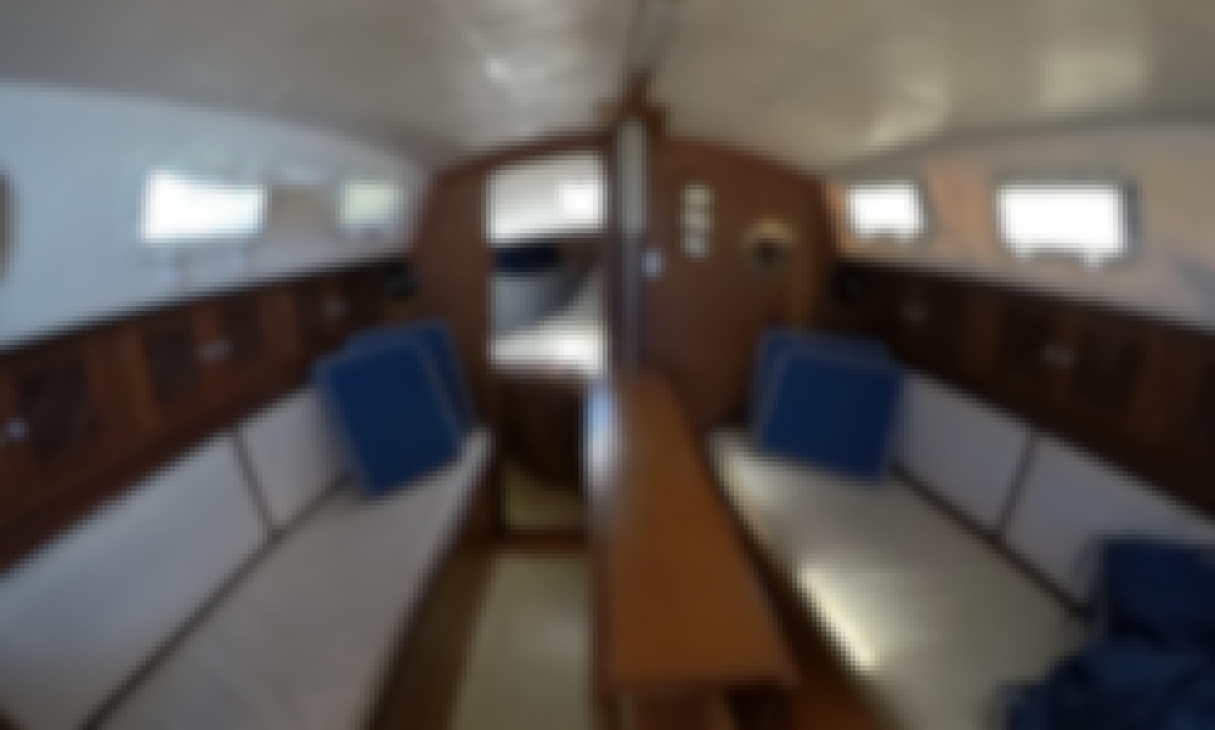 Van de Stadt Pionier 930 Cruising Monohull Charter in Rio Grande do Sul, Brazil