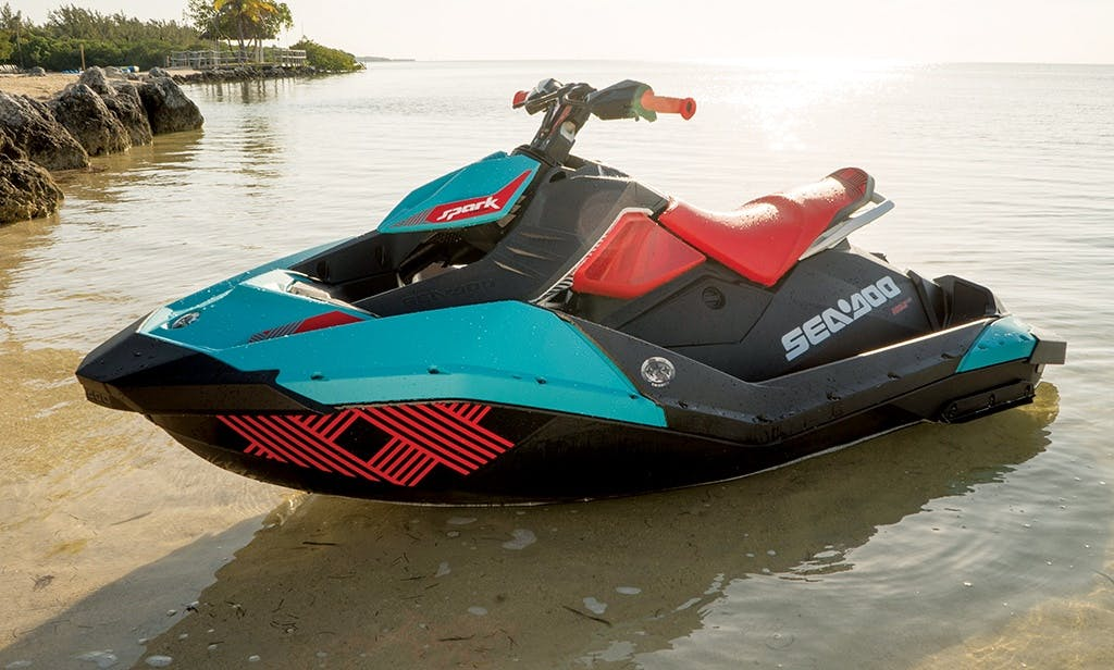 Play like never before! SEA DOO Spark Trixx Rental in Dallas/Fort Worth