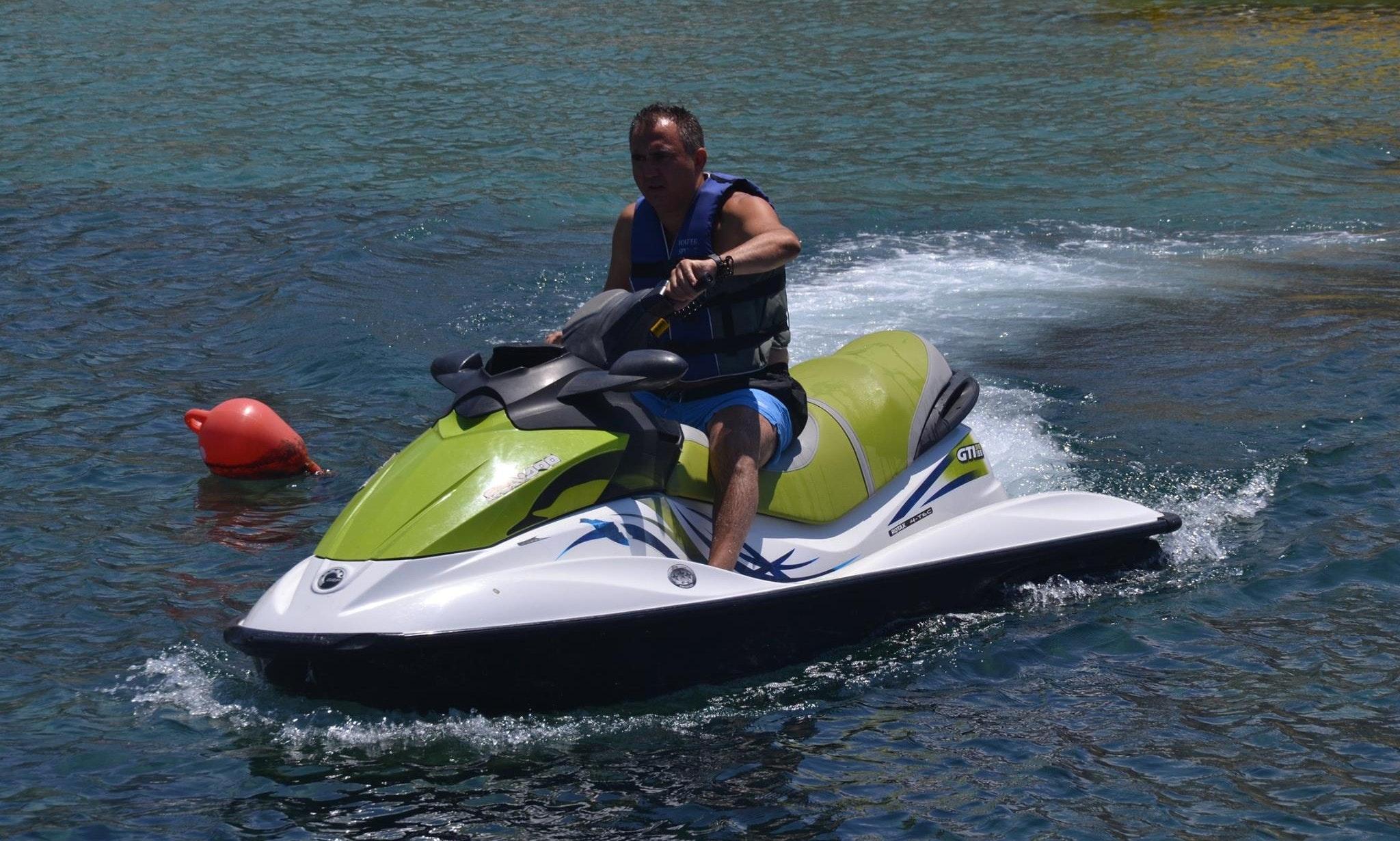 Jet Ski Rental In Kyrenia North Cyprus Getmyboat